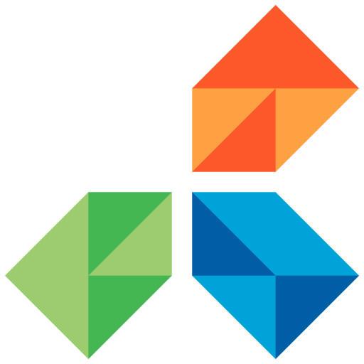 Tri-arrows of CareerSource Florida logo